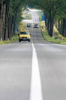 Voorlopig geen snelheidsverlaging op provinciale weg bij Cothen