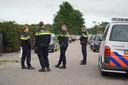 Jan B. werd in alle vroegte aangehouden, de politie doet een groot onderzoek.