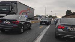 'Spookrijder op E17' blijkt bestuurder die aangereden werd door onwel geworden trucker