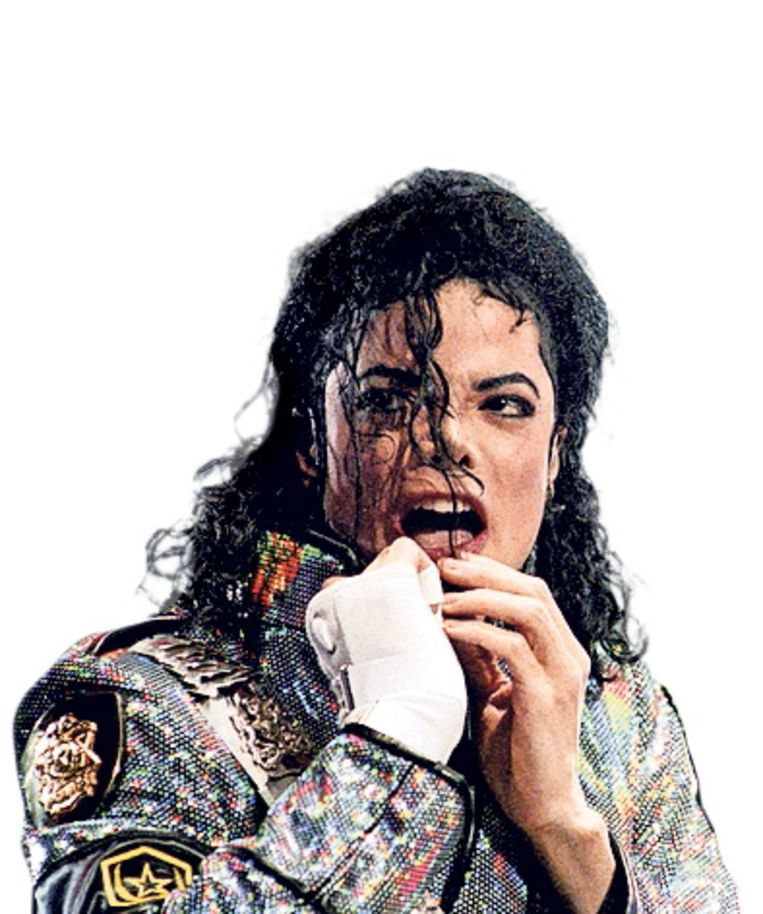 Michael Jackson Beeld ANP