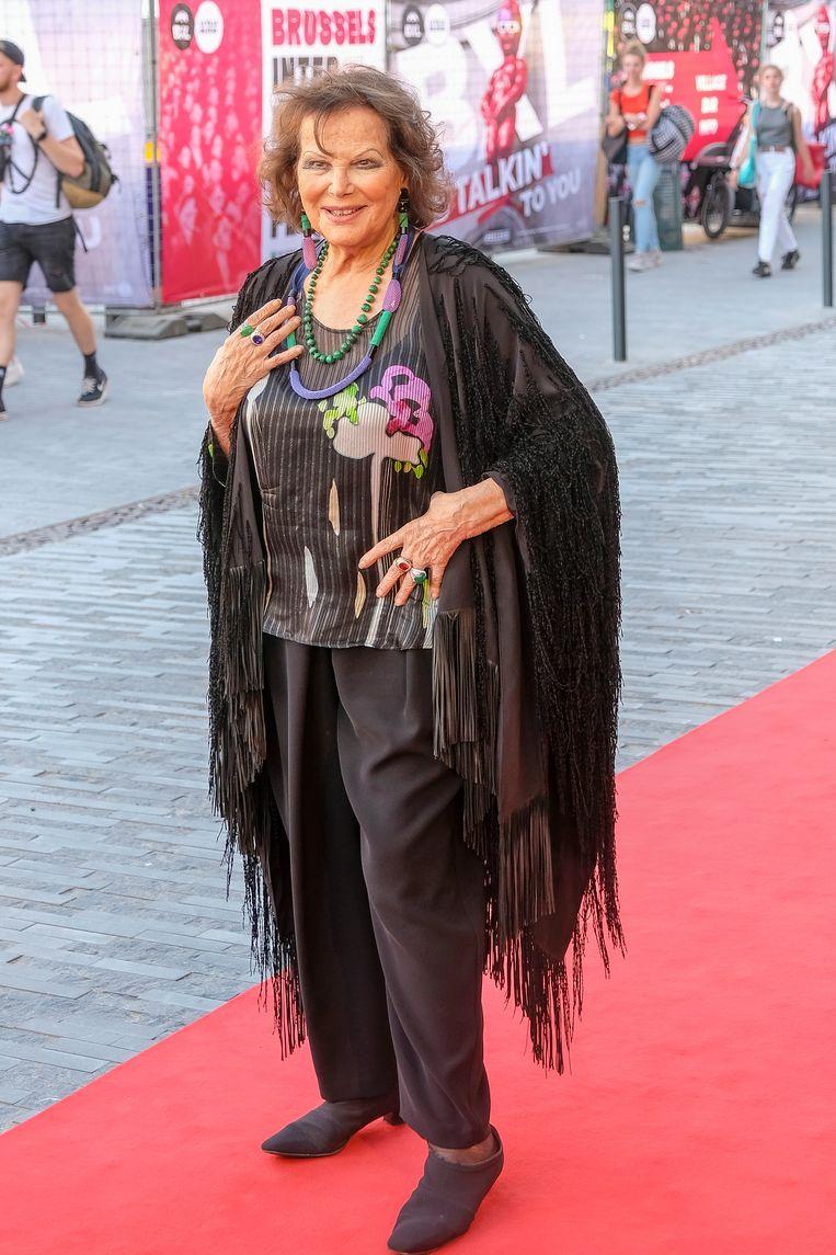 BINFF: Claudia Cardinale