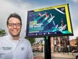 Stad komt vol in de spotlights met de finish van de Volvo Ocean Race