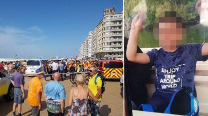 Vermiste jongen (8) na urenlange zoektocht ongedeerd teruggevonden: in slaap gevallen op het strand