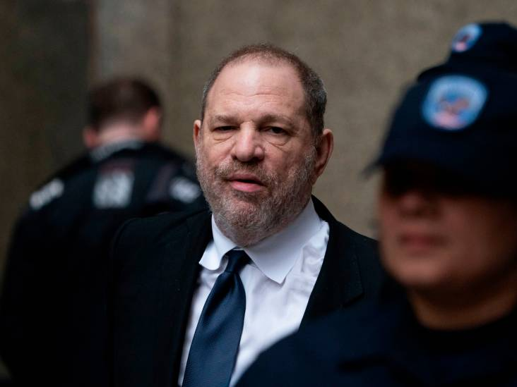 Iedereen was bang voor Weinstein