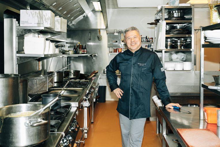 'Mensen willen fastfood, maar wat wij hier maken, is heel arbeidsintensief.' Beeld Illias Teirlinck