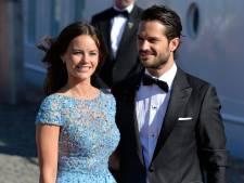 Zweedse prins Carl Philip en Sofia verwachten derde kind