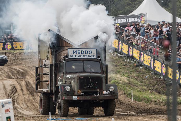 De Zwarte Cross moet voor het eerst de stikstofuitstoot van met name de crosswedstrijden compenseren.