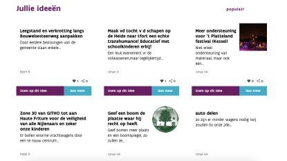 Platform 'Nijlen Meemaken' blijft actief