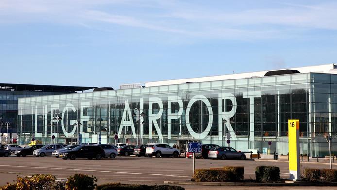 L'aéroport de Liège-Bierset.