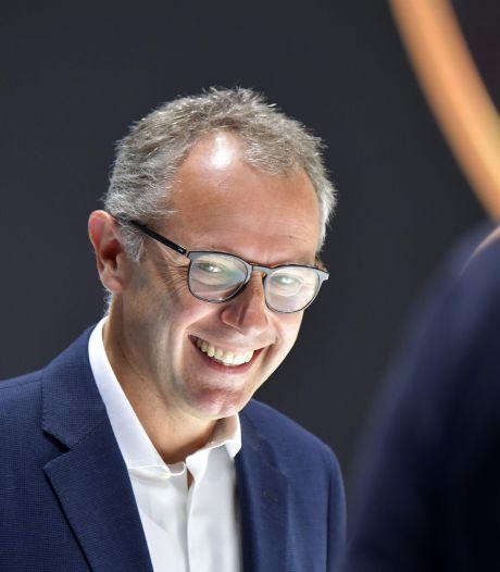 Domenicali volgt Carey op als directeur Formule 1