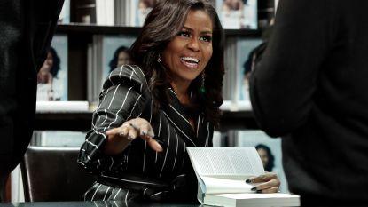'Mijn Verhaal' van Michelle Obama goed op weg om bestverkopende biografie ooit te worden