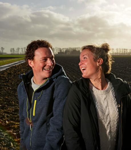 Boer Wim uit Marknesse krijgt vaak de vraag: is hij nog samen met Marit?