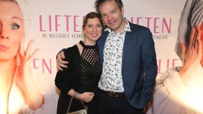 Frank Van Erum en echtgenote Valérie: hij moest zijn theaterzaal sluiten, zij staat als huisarts in de vuurlinie