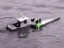 Les garde-côtes américains saisissent 1,4 tonne de cocaïne sur un speedboat