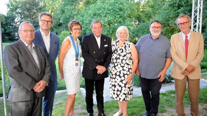 Nieuwe bewindploeg voor Rotaryclub Linter-Getedal