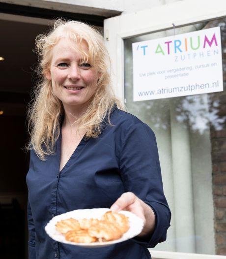 Nooit meer koekjes van Marion in 't Atrium: 'Ik stop met bloedend hart, mijn basis is weg'