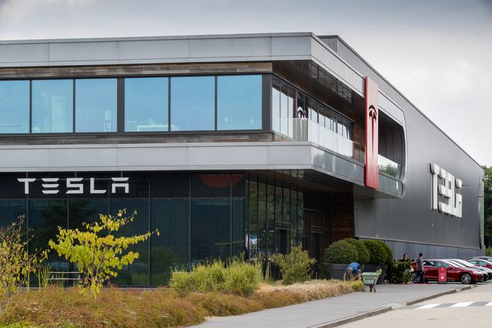 Tesla-fabriek in Tilburg