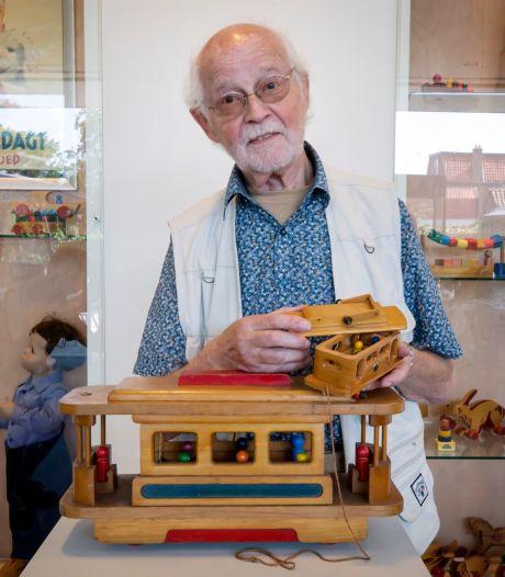René Diekstra doneert zijn verzameling speelgoed twee dagen voor zijn dood: 'Ik ben uitgespeeld'