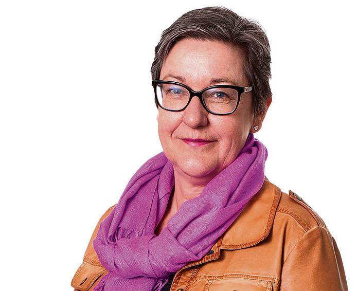 Marleen Blommaert.