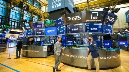 Wall Street sluit gemengd na rentebesluit Fed