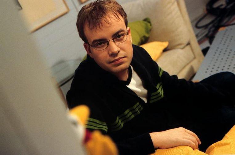 Sven Ornelis (°1973) werkt al sinds zijn tienerjaren voor de radio.