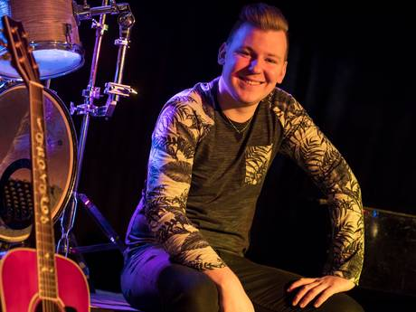 Band Toto promoot project van Zutphenaar Luuk Nengerman