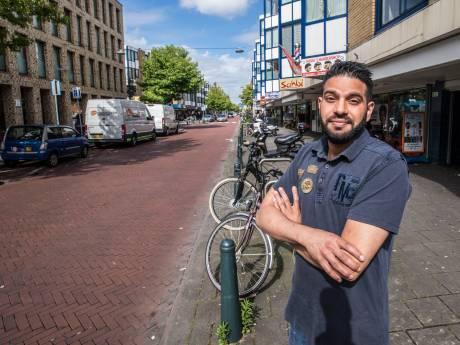 Haagse ondernemers balen van lege Hoefkade: 'Ze hebben het probleem alleen maar verplaatst'