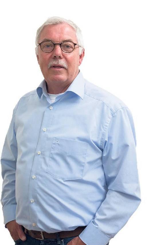 Columnist Joop Brons
