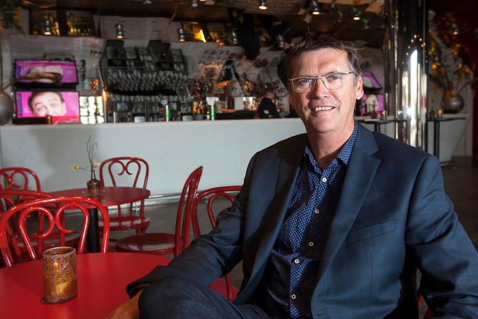 Alex Kühne, de nieuwe directeur van het Theater aan de Parade.