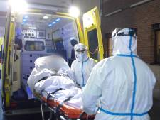 Moins de 1.000 patients aux soins intensifs