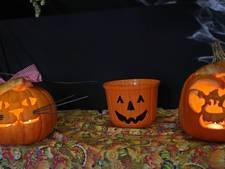 Hambaken viert Halloween met Magere Hein en Noorder Hein