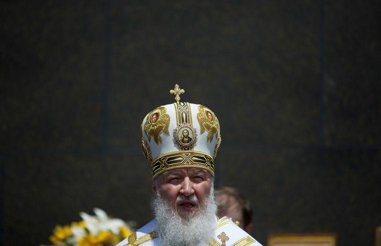 Kirill, patriarch van de Russisch-orthodoxe Kerk