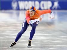Primeur voor Otterspeer, podium op 500 meter oranje