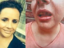 Buurman slaat Angela gebroken kaak: 'Als mijn zoon (14) er niet tussen was gesprongen, was hij niet gestopt'