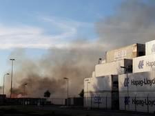 Meer controles bij afvalbedrijven na branden