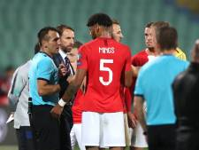 Engeland haalt uit in naargeestig duel door racistische geluiden