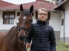 Okke Peemen (15) uit Breda rijdt EK eventing in Hongarije