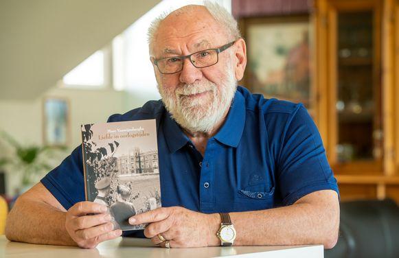Marc Vanwijnsberghe schreef 'Liefde in oorlogstijden' in amper drie maanden.