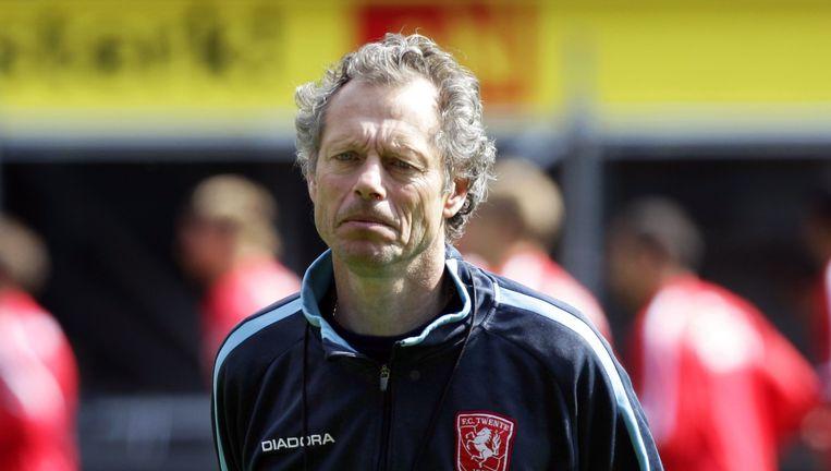 Trainer Michel Preud'homme van FC Twente. Beeld anp