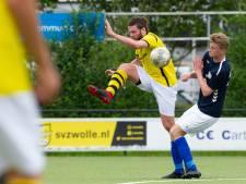 SV Zwolle ondanks nederlaag naar nacompetitie