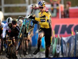 Van Aert en Van der Poel bekampen elkaar meermaals in X2O Badkamers Trofee, geen Azencross in Loenhout dit jaar