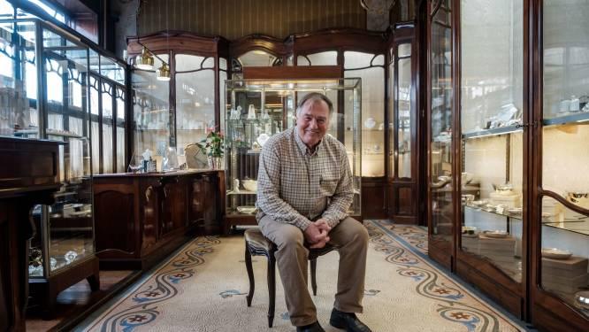 """Juwelenhuis Ruys is sinds dit jaar beschermd als monument: """"40 achterkleinkinderen in familie maar niemand wil zaak overnemen"""""""