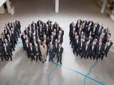 100-jarige mannenkoren komen met fonds voor oprichting jeugdkoor