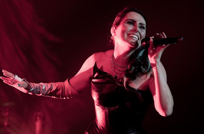Sharon den Adel van Within Temptation.