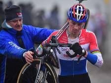 Mathieu van der Poel: 'Superprestige meer dan een troostprijs'