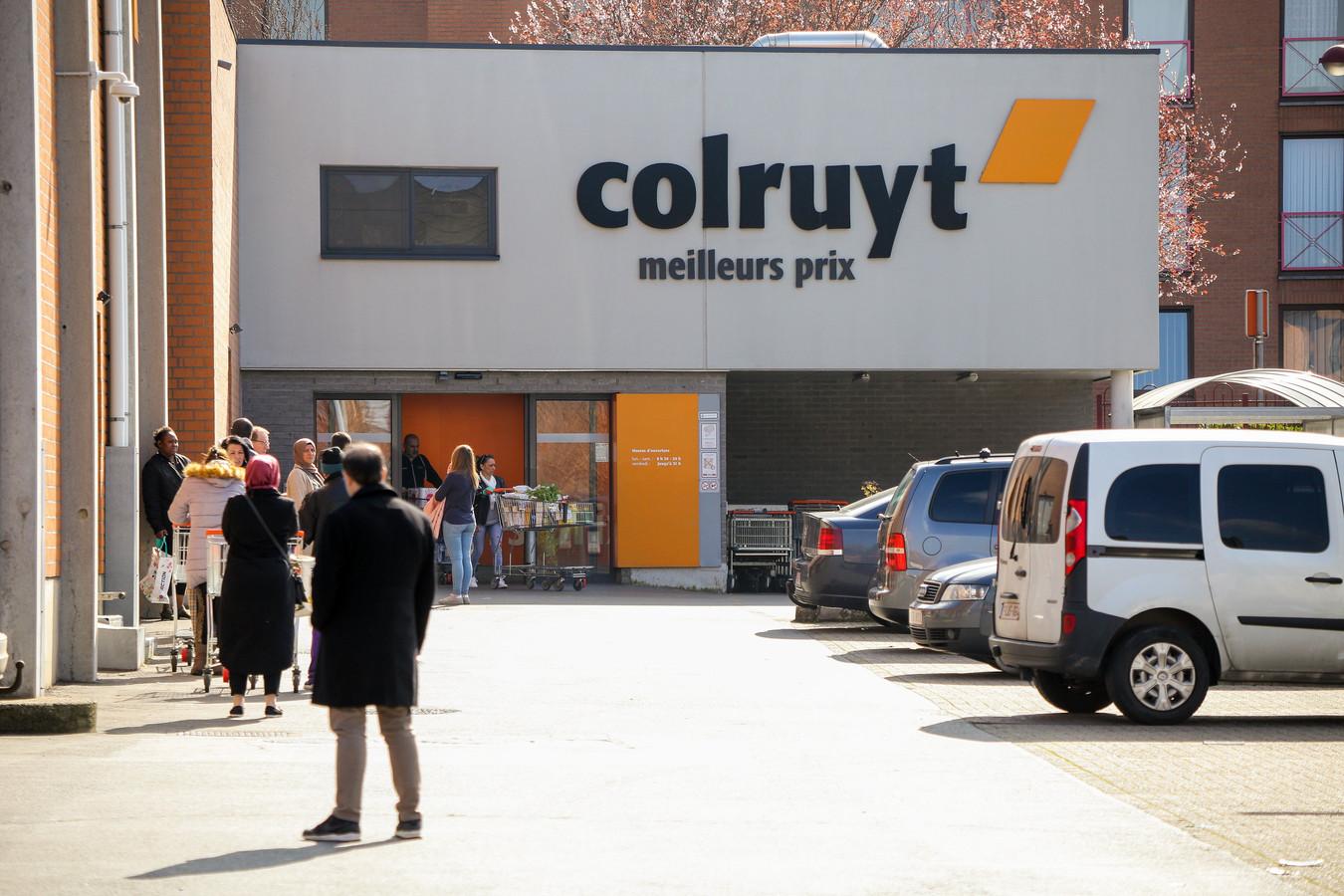 Colruyt va tester un magasin réservé aux professionnels.