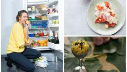 Uit diepvriezer of voorraadkast: Sanne Mouha kiest haar vijf favoriete lockdown-recepten
