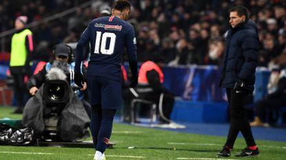 Neymar, goddelijke kanarie in een gouden kooi