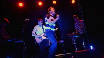 Rockband Willow hangt gitaren aan de haak