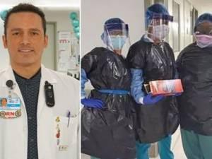 Un infirmier de New York meurt du coronavirus après avoir travaillé vêtu de sacs-poubelle